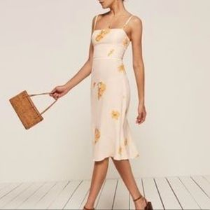 NWT Reformation Afternoon Dress (size 2) Floral